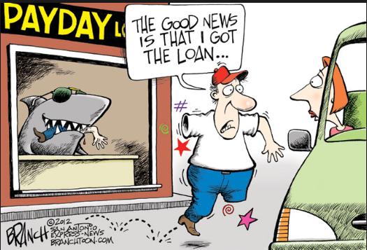 Google Payday loan